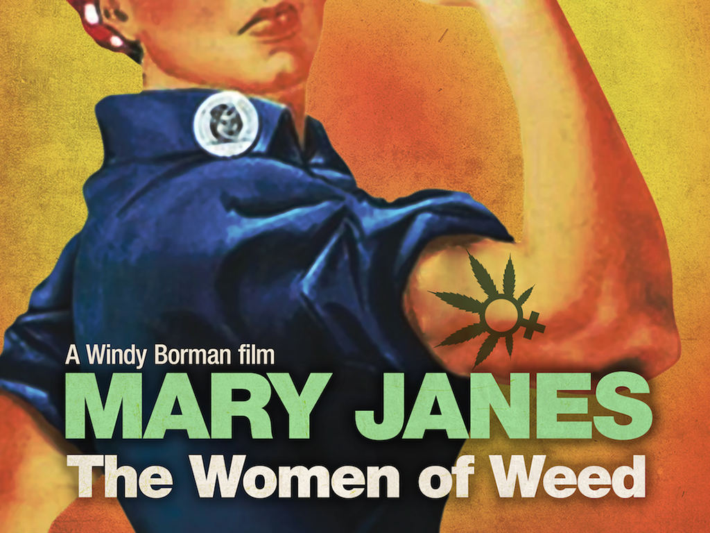 mary janes women weed film
