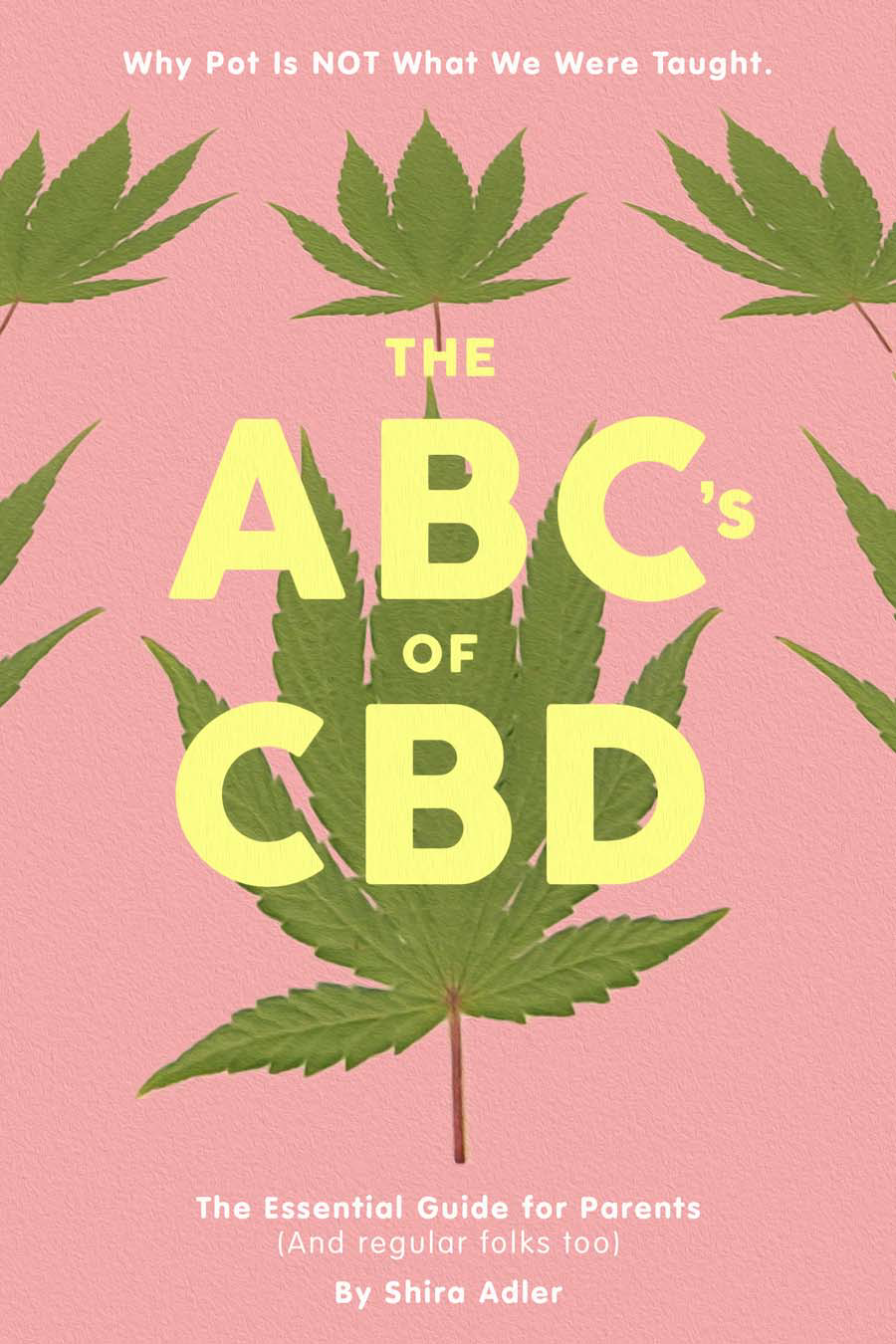 ABCs of CBD Cover